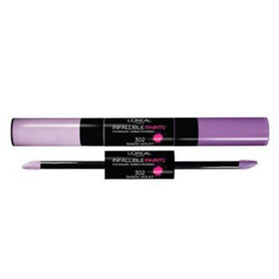 Loreal Infallible Paints Eye shadow Duo CHOOSE COLOR New Pretty Colors (Eyes Shadow Duo)