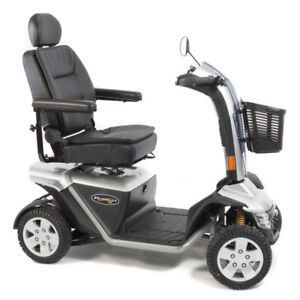 The Pride Mobility Pursuit-XL Personal Mobility Vehicle (PMV)  i