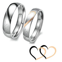 NEW STAINLESS STEEL RING SETS HEARST