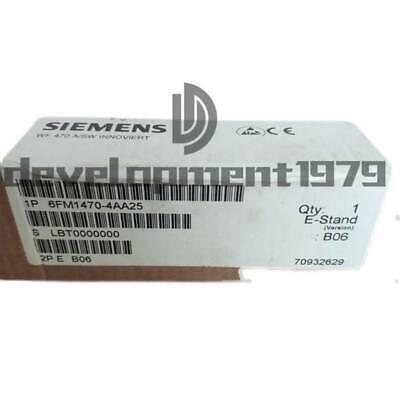 One New Siemens 6fm1470-4aa25