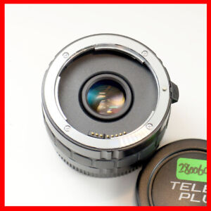 Kenko 2X tele converter for Canon