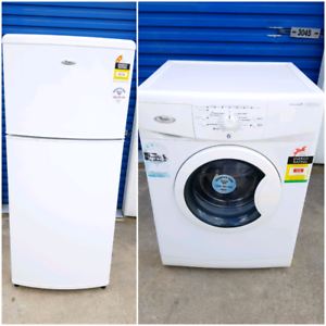 Fridge & washer package deal ! ( Delivery available )
