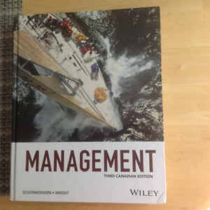 Ryerson CGMS200 Intro to Global Management Textbook