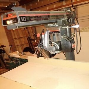 Craftsman Radial Arm Saw Kitchener / Waterloo Kitchener Area image 5