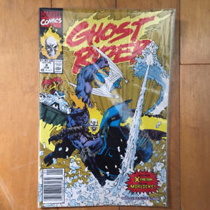 Ghost Rider comic book Volume 2 #9 - January 1991