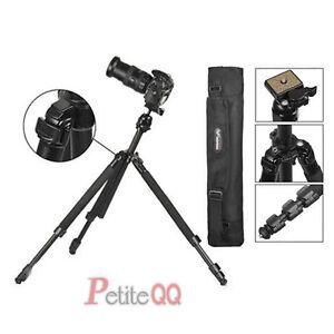 Professional-Ball-Head-Tripod-Stand-For-Canon-Nikon-Sony-Camera-DSLR-WF-6662A-UK