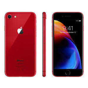 Red iPhone 8 64 GB for sale
