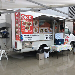 Food truck fully operative in Vancouver and Surrey with permits