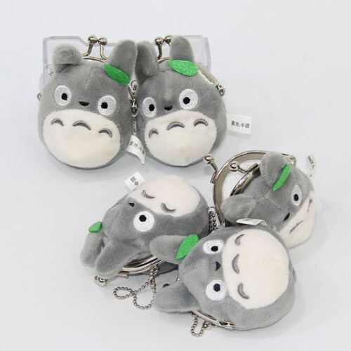 MY NEIGHBOR TOTORO COIN PURSE WALLET POUCH CASE MINI BAG SUP
