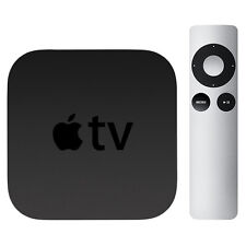 Apple TV (2nd Generation) with Remote - Very Good Condition