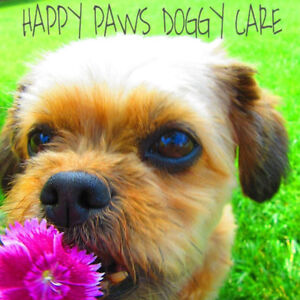 Happy Paws Doggy Care - Dog Grooming