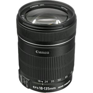 Canon 18 135 stm. Comme neuve.