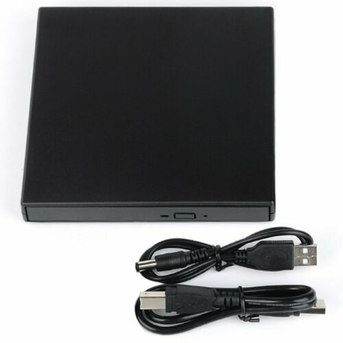 【DE】 Externes DVD Combo Laufwerk CD Brenner USB Extern Notebook PC Netbook NEU