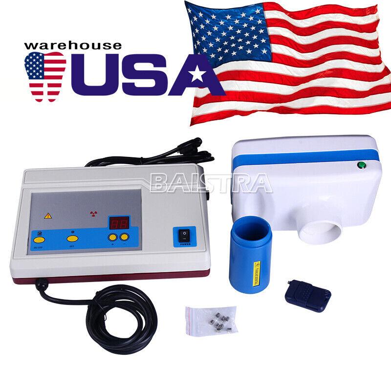 US Dental Portable X-Ray Machine Unit BLX-5(8PLUS Mobile Digital Equipment 60W