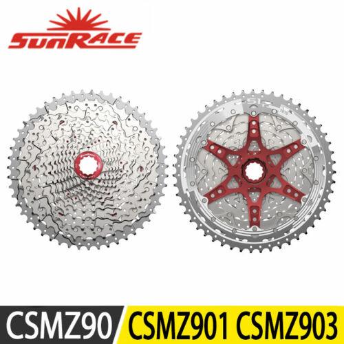 SunRace CSMZ901 CSMZ903 CSMZ90 11-50 11-51T Cassette 12 Speed Compatible Shimano