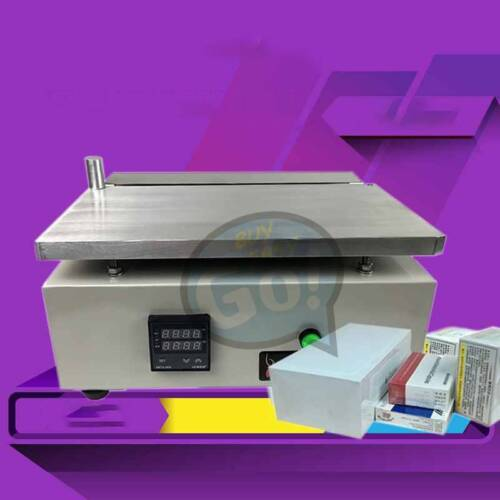 Sealing Machine Manual Cellophane Wrapping Machine Film Packing Wrapper Blister