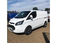 FORD TRANSIT CUSTOM 290 LR P-V White Manual Diesel, 2014