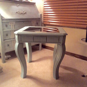 Lovely accent table.