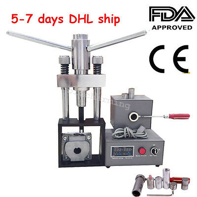 Dental Flexible Denture Machine Dentistry Injection System Lab Equipment Ce