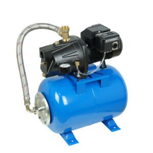 jet pump with thank