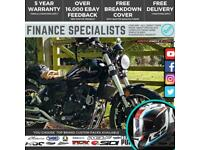 AJS Highway Star 125 EFi 125cc Cruiser DELIVERY Low Rate Finance High Acceptance