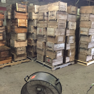 Farm Fresh Crates For Sale