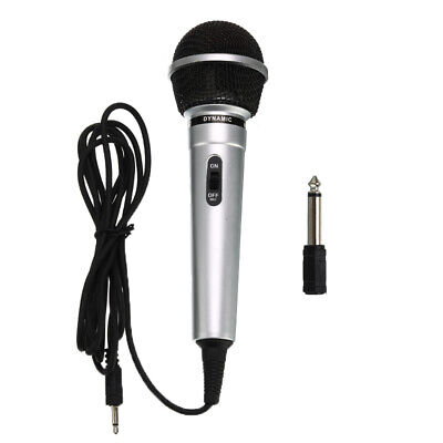Professional Handheld Wired Dynamic Microphone Audio Vocal Karaoke KTV DJ Dynamic Handheld Microphone Audio