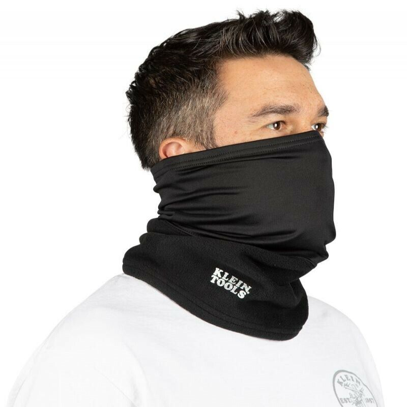 Klein Tool Neck and Face Warming Half-Band
