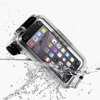 Pixco 30m Bluetooth Waterproof Diving Case remote for apple iPhone 7+ plus 6