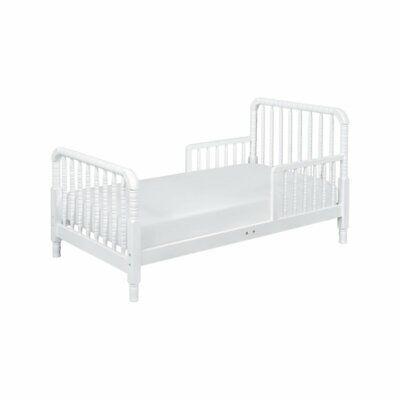 Da Vinci Toddler Beds - DaVinci Jenny Lind Toddler Bed in White
