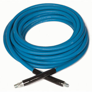Pressure Washer Hose, 1/4,100 ft, 3000 psi