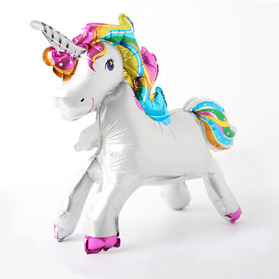Unicorn Foil Balloon Unicorn Party Decoration For Birthday Party](Decoration For Birthdays)