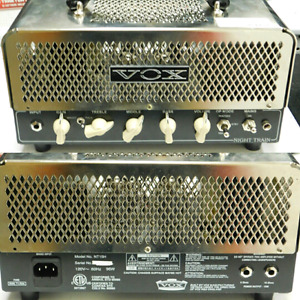 Vox Night Train amp head only $359, come see it before it's gone