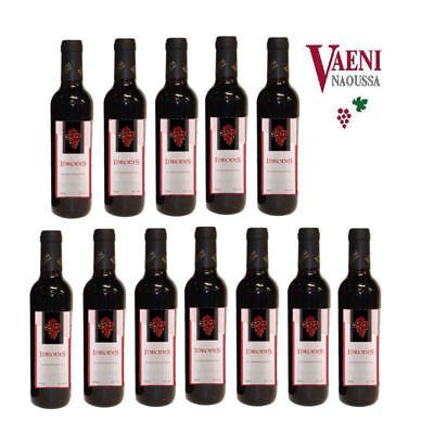 Vaeni Naoussa Imiglykos Ideodis 12x 375ml Rotwein halbsüß