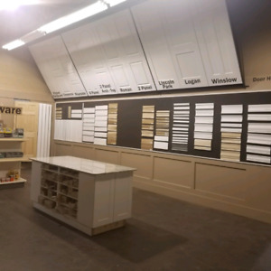 Supply-all trim and doors