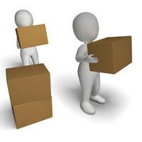 Commis d'entrepôt emballage, expédition et réception