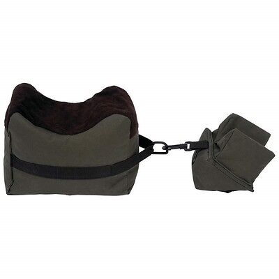 Large Shooting Bag Set Front   Rear Bags Gun Rest Range Rifle Target Hunting
