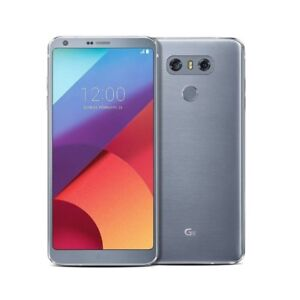 LG G6 9.8 /10 great condition glass protector and case