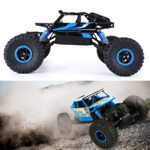 1/18 Scale Electric Rc Car 2.4Ghz 4WD High Speed Remote Control
