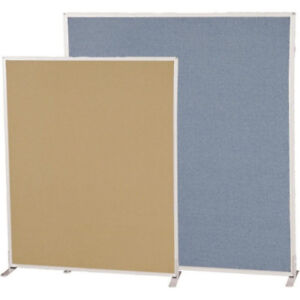 Partition, Divider, Office, Stackable to 8', Display, 3'x4' each