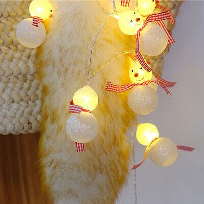 3M 20 LED Outdoor Decor Fairy String Light Lamp Christmas Wedding Party  Decor