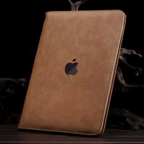 """Case For iPad 9.7"""" 6th Gen 2018 / 5th 2017 Smart Leather Wal"""