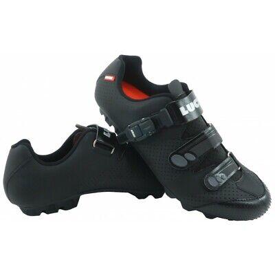 Zapatillas de Ciclismo de Montaña Luck Hitman 43 Negro