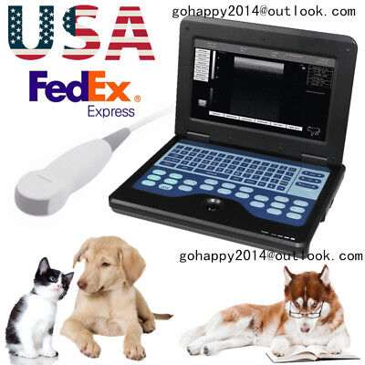 Vet Veterinary Ultrasound Scanner Micro-convex Small Animals Cms600p2-vet Usa