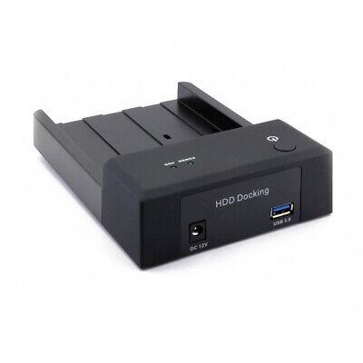 2.5''/3.5'' USB3.0 2.5 3.5 INCH SATA HDD Hard Drive Docking Station Enclosure