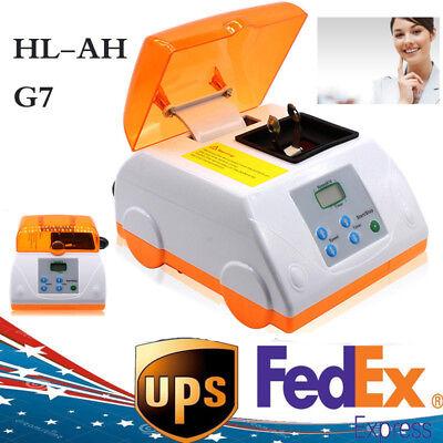 G7 Dental Hl-ah Amalgamator Amalgam Capsule Mixer Blende High Fast Speed Orange