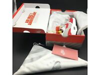 Nike AIR MAX 1 ANNIVERSARY The first year white red