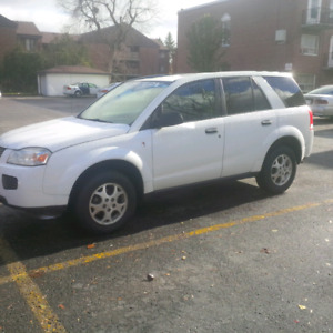 Need gone: 2006 Saturn vue