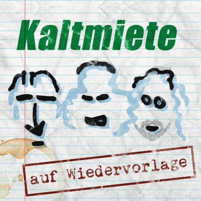 KALTMIETE Auf Wiedervorlage CD Digipack 2015