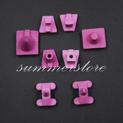 5 Pcs Dental Ceramic Firing Porcelain Pegs Holding Furnace Oven Tray 8 Types